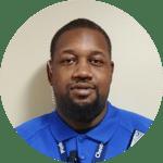 Philadelphia, PA hospital security officer Terrell Jones